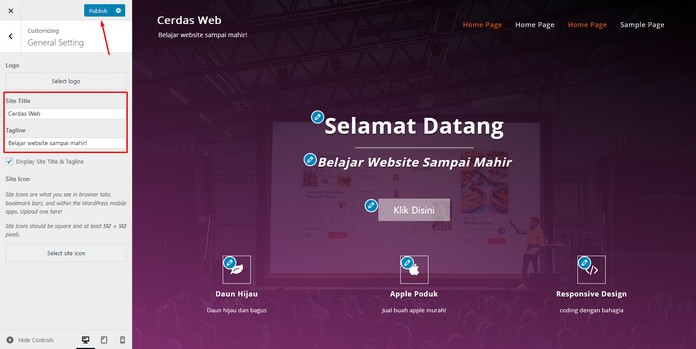 cara install template wordpress, cara install template wordpress di localhost, cara install template wordpress di cpanel, cara pasang template wordpress, cara memasang template wordpress,